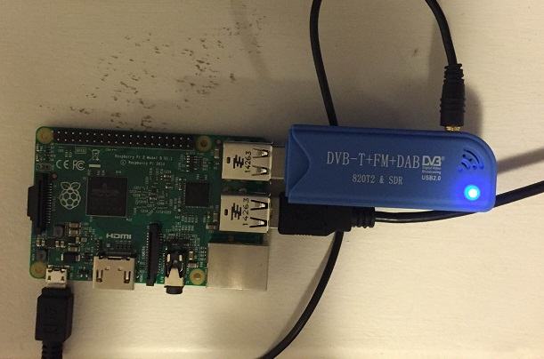 Raspberry PI with dump1090 and PiAware • Brodie Smith